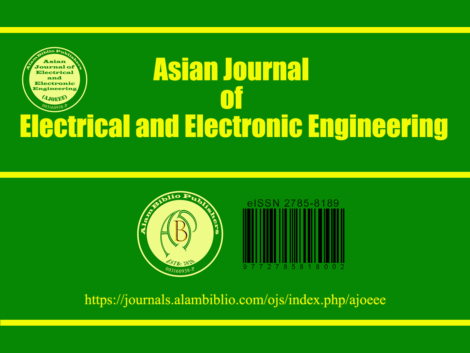 Asian Journal of Electrical and Electronic Engineering